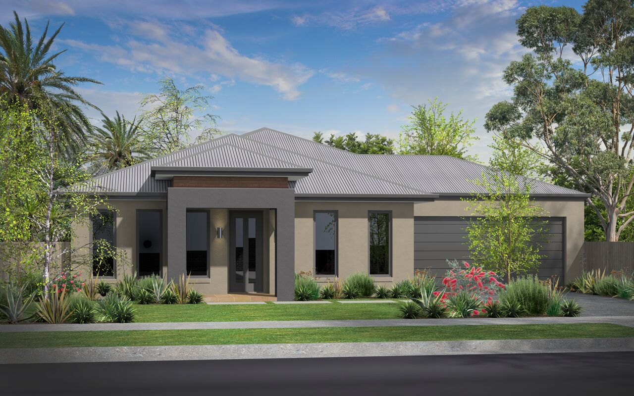 Facades Red Bluff Homes